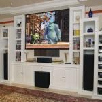358288 decorar com estantes de gesso 8 150x150 Decoração com estantes de gesso