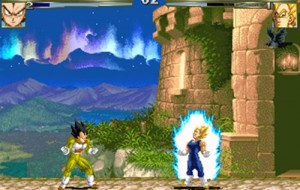 Dragonball vs. The Others, jogão de luta gratuito