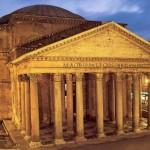 359074 O Panteão de Roma 150x150 Os prédios mais conhecidos do mundo   fotos