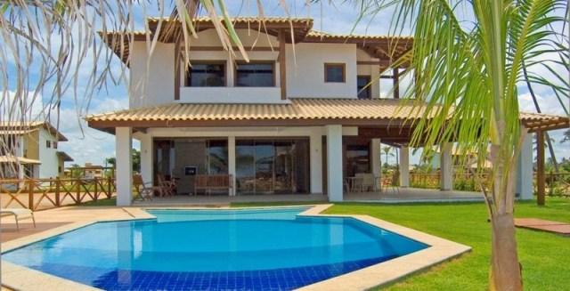 Plantas de casas com piscina mundodastribos todas as for Piscinas para casas