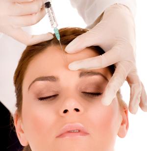 O Botox deve ser colocado entre seis meses e um ano