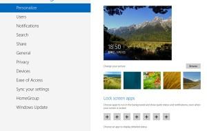 Surgem novas imagens e informações sobre o Windows 8