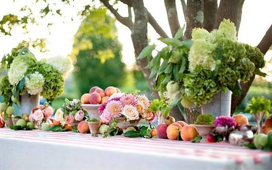 decoracao para o jardim:Decoração de jardim para festas – fotos, ideias