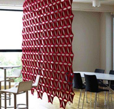Como usar cortinas para dividir ambientes mundodastribos - Cortinas para separar ambientes ...