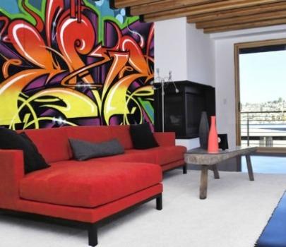 Dicas para fazer pinturas nas paredes mundodastribos - Pinturas decorativas paredes ...