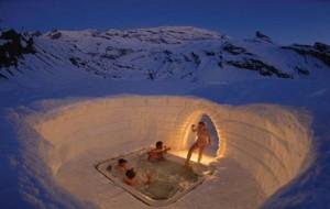 Conheça três hotéis de gelo pelo mundo