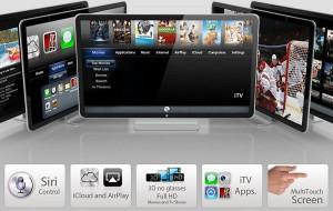 Apple deve lançar a sua própria linha de TVs