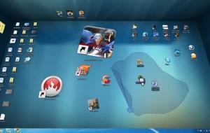 Transforme o seu desktop em uma sala de 3 dimensões