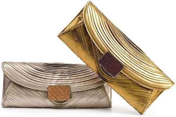 Bolsa De Mao Dourada Para Festa : Bolsas de m?o para festas mundodastribos todas as