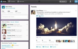 Ative o novo visual do Twitter em seu perfil