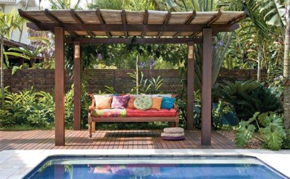 Decorar casa de praia sem gastar muito mundodastribos - Decorar piscinas exteriores ...