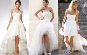 Vestidos de noiva com cauda