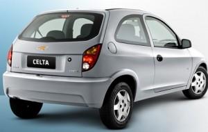 Os 10 automóveis mais comercializados em 2011
