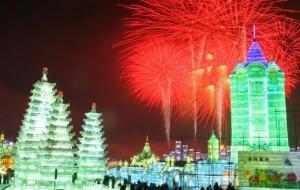 Festival do gelo e da neve na China