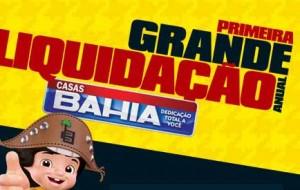 Liquidação Casas Bahia 2012