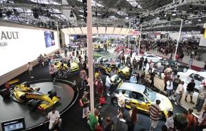 Salão do Automóvel 2012: datas