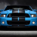 372046 2013 Ford Mustang Shelby GT 500 1 150x150 Novo Ford Mustang 2013 fotos
