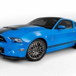 372046 2013 Ford Mustang Shelby GT 500 3 150x150 Novo Ford Mustang 2013 fotos