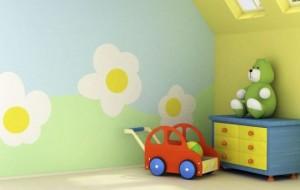 Feng Shui no quarto infantil