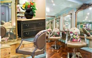 Decoração de salão de beleza – dicas, fotos, sugestões