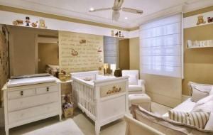 Como escolher o tema certo para o quarto do bebê