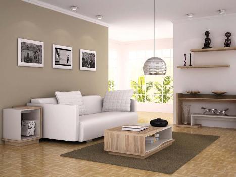 Salas de estar decoradas – dicas, fotos