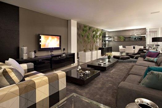 Como Deixar A Sala De Estar Bonita ~ que possível na sala sala de estar elegante e sóbria