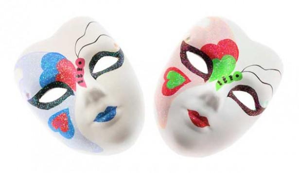Mascara De Carnaval Modelos Mascaras Yeso Imagenes