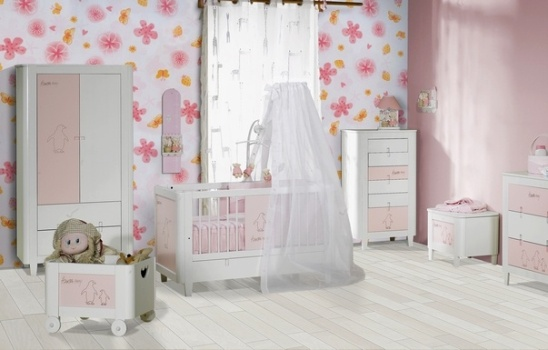 Papel de parede para bebê modelos onde comprar