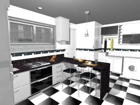 melhor piso para cozinha aprenda escolher : Simulador para cozinhas pisos - MundodasTribos ? Todas as ...