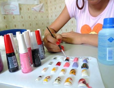 Cursos de unhas decoradas