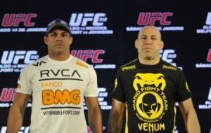 UFC São Paulo – Programação, localização