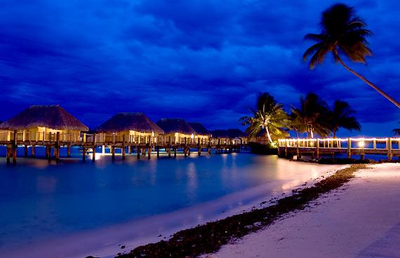 Bora Bora, Polinésia Francesa (Foto:Divulgação)