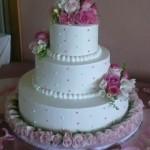 389962 bolo de casamento 01 150x150 Bolo de casamento: fotos, passo a passo