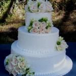 389962 bolo de casamento 09 150x150 Bolo de casamento: fotos, passo a passo