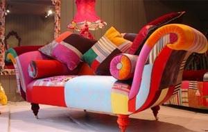 Móveis coloridos na decoração: como usar, ideias, sugestões