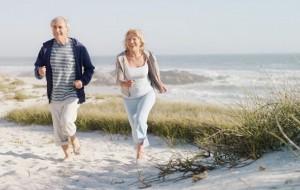 Pessoas que se consideram com boa saúde tende a viver mais