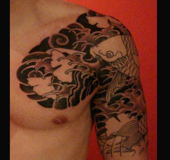 Tattoo No Braco Tribal