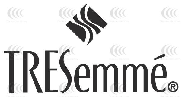 Tresemme logo vector