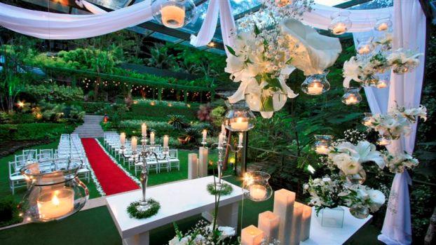 decoracao para o jardim:Decoração de jardim para festas dicas, fotos, como fazer 3