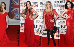 Brit Awards 2012: Looks das Celebridades