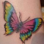 398821 borboleta no pulso 4 150x150 Tatuagens no pulso: fotos