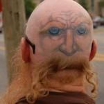 399607 head06 150x150 Tatuagem na cabeça   Fotos