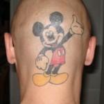 399607 head27 150x150 Tatuagem na cabeça   Fotos