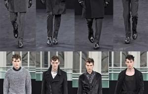 Semana de Moda de Londres Inverno 2012: Menswear