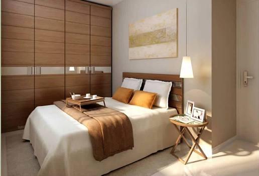 Fotos de quarto pequeno de apartamento planejado ~ Quarto Planejado De Apartamento Pequeno