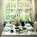 404034 Decoração de mesa para o café da manhã fotos dicas 4 150x150 Decoração de mesa para o café da manhã: fotos, dicas