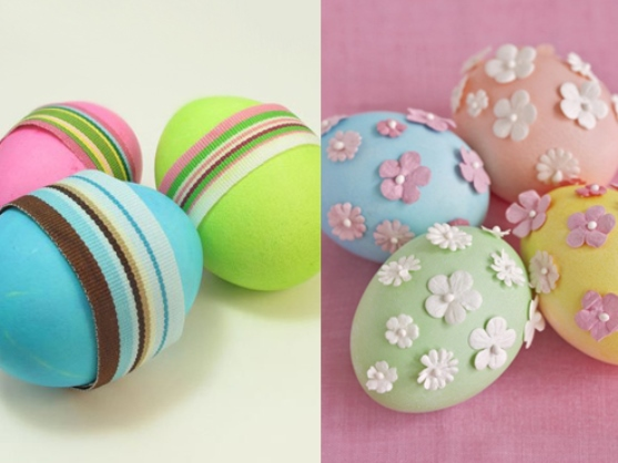 Decorar ovos de Páscoa com crianças ideias, sugestões -> Como Decorar Ovo De Pascoa