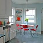411079 cozinha retro colorida 150x150 Móveis retrô coloridos: fotos