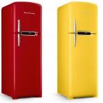 411079 geladeiras 150x150 Móveis retrô coloridos: fotos